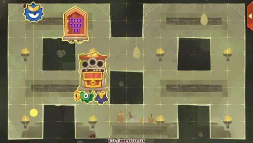 Подземелье King of Thieves базы #27 — расстановка #2835