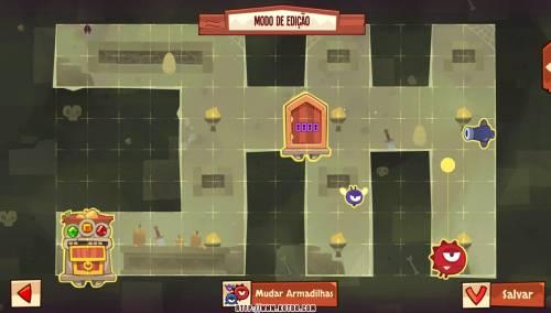 Подземелье King of Thieves базы #31 — расстановка #2907