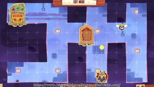 Подземелье King of Thieves базы #31 — расстановка #828