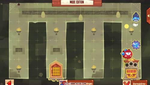 Подземелье King of Thieves базы #4 — расстановка #3588