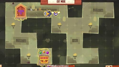 Подземелье King of Thieves базы #41 — расстановка #2594