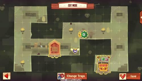 Подземелье King of Thieves базы #43 — расстановка #2987