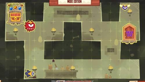 Подземелье King of Thieves базы #6 — расстановка #658