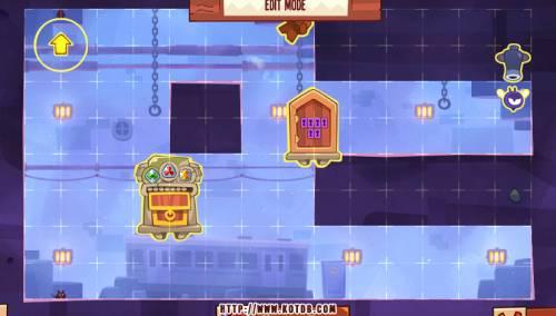 Подземелье King of Thieves базы #78 — расстановка #1307
