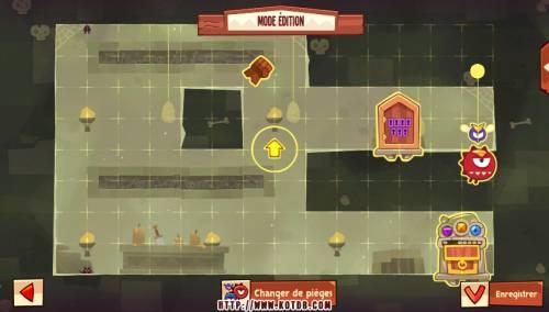 Подземелье King of Thieves базы #78 — расстановка #4489