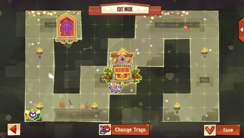 Подземелье King of Thieves базы #8 — расстановка #5192