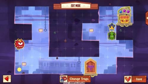 Подземелье King of Thieves базы #90 — расстановка #4939