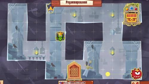 Подземелье King of Thieves базы #92 — расстановка #4539