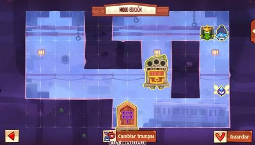 Подземелье King of Thieves базы #94 — расстановка #4967
