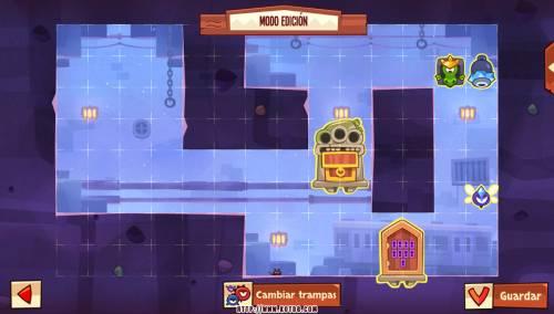 Подземелье King of Thieves базы #94 — расстановка #4972
