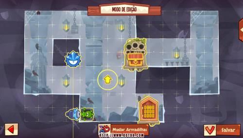 Подземелье King of Thieves базы #96 — расстановка #4636