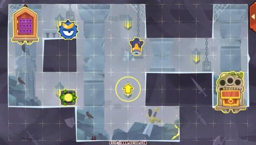 Подземелье King of Thieves базы #96 — расстановка #4864